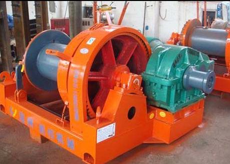 8 ton winch