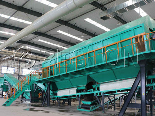 Garbage Classification Plant For Sale