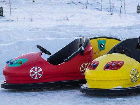 Ice Bumper Cars Rides