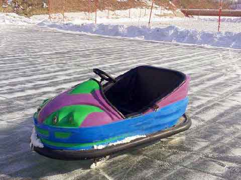 Ice Bumper Cars for Kids