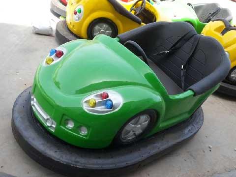 Gas Powered Bumper Cars Ride