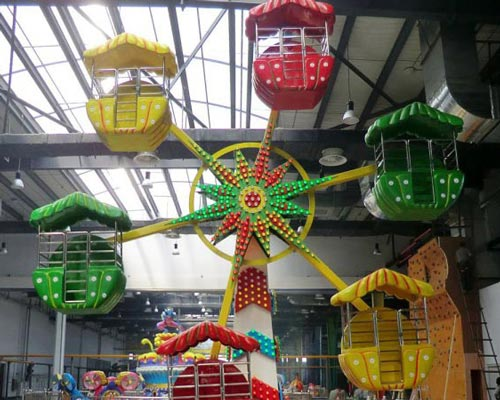 Small Ferris Wheel Ride