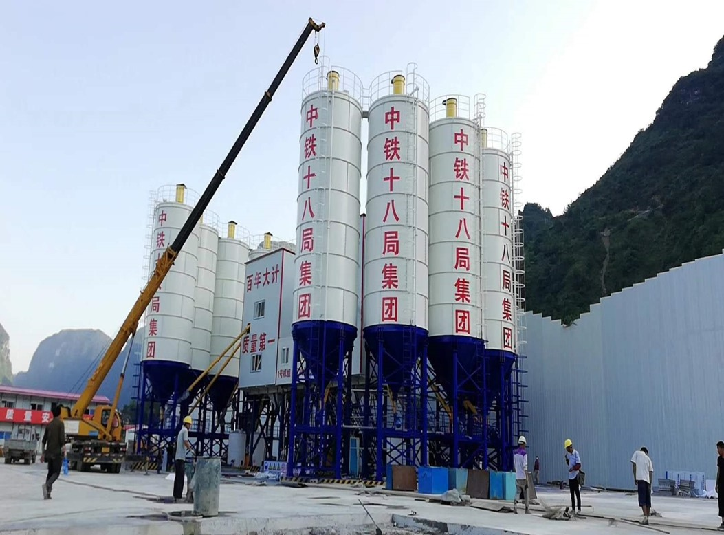 Cement Silo For Sale