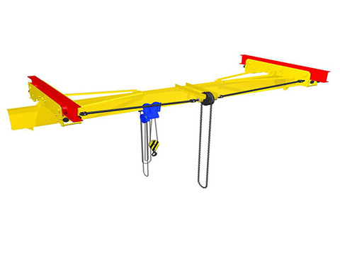 buy 2 ton overhead crane in China
